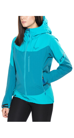 Dynafit Mercury DST Jacket Women ocean